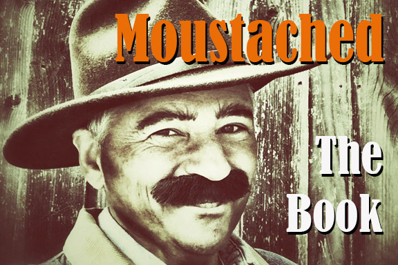 Moustached: The Book